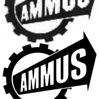 ammuksen vektoroitu logo